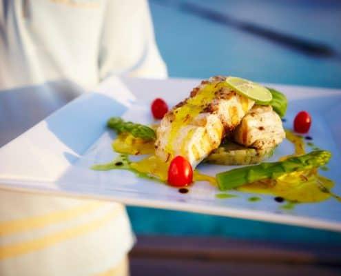 Komandoo Island Resort & Spa Aqua Restaurant