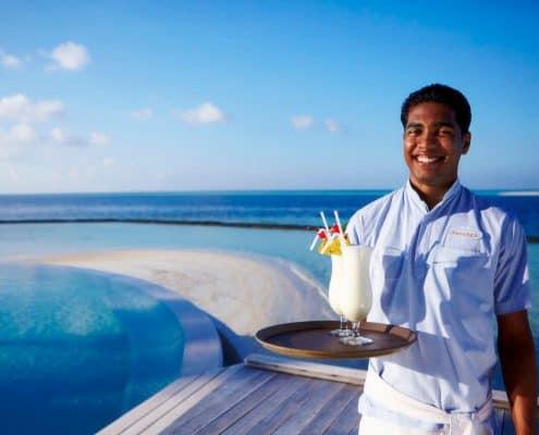 Komandoo Island Resort & Spa Kandu Bar Cocktail