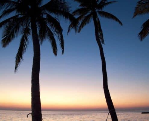 Velgeligandu Sonnenaufgang